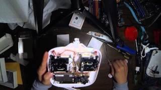 fixing dji phantom 3 standard wifi extended range kit installation part 2
