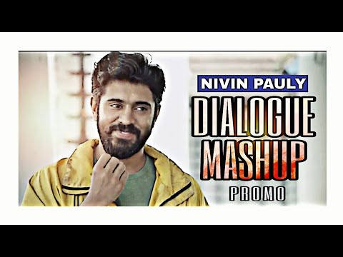 Nivin Pauly Dialogue Mashup Promo Video 2k17 | Birthday Special | Y NoT Studio
