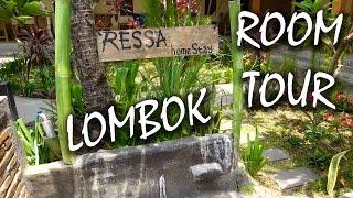 Ressa Homestay Roomtour - Lombok - Indonesien | #38