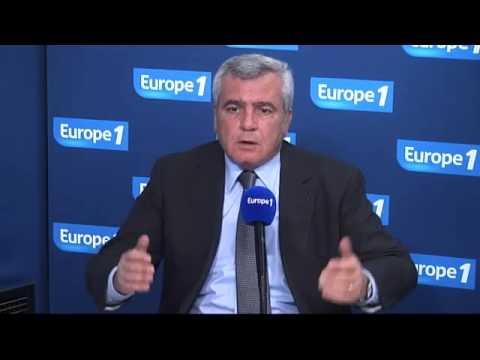 Thierry Herzog, invité d'Europe 1