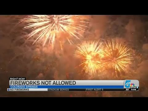 Laura - Where to watch fireworks in Colorado this 4th of July