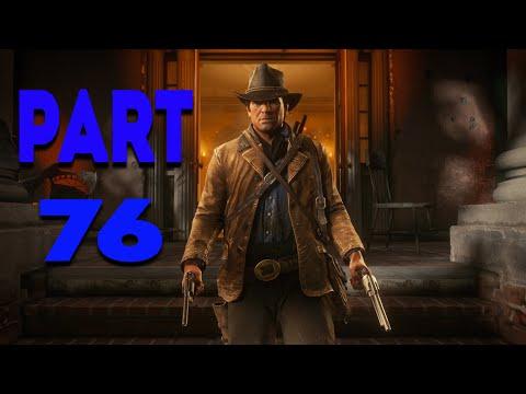 RED DEAD REDEMPTION 2 gameplay walkthrough part 76-IDEALISM AND PRAGMATISM-JEAN-MARC SPARED(RDR2) - 동영상