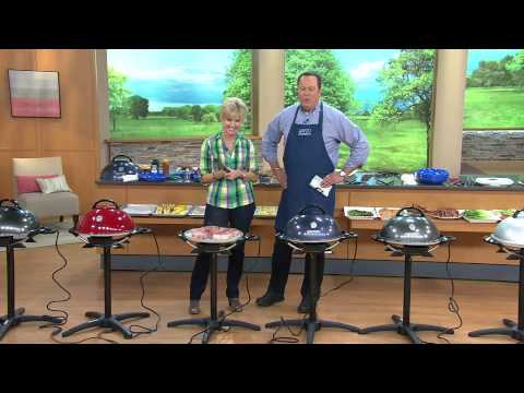 Indoor Outdoor Portable Grill - YouTube