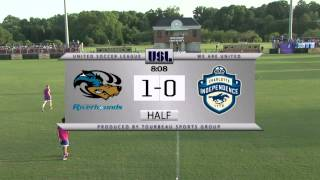 Livestream: Pittsburgh Riverhounds at Charlotte Independence