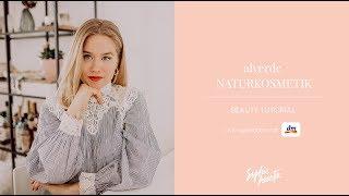 alverde NATURKOSMETIK | Beauty Tutorial in Kooperation mit dm Österreich
