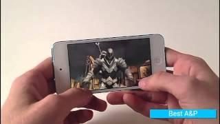 مراجعة جهاز iPod touch 6th