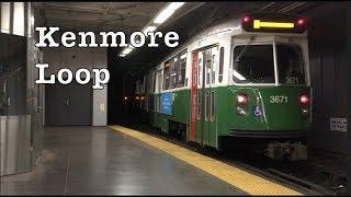 Kenmore Loop - MBTA Green Line