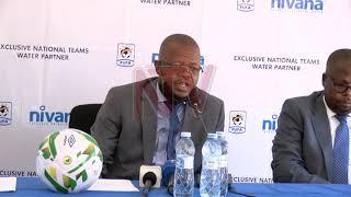 FUFA, Nirvana water enter UGX 500m three-year deal