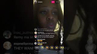 Remy Ma EXPOSES Azealia Banks' personal messages coming at Cardi B, Nicki Minaj, and MORE #DailyLIVE