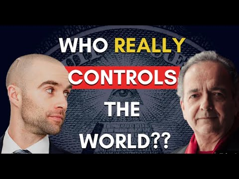 Who REALLY Runs The World and How to Protect Yourself - Gerald Celente & Jay Martin