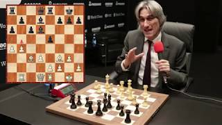 World Chess Championship 2018 Carlsen vs Caruana Game 4 Report