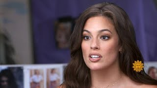 "Model Ashley Graham says her career was ""not an overnight success"""