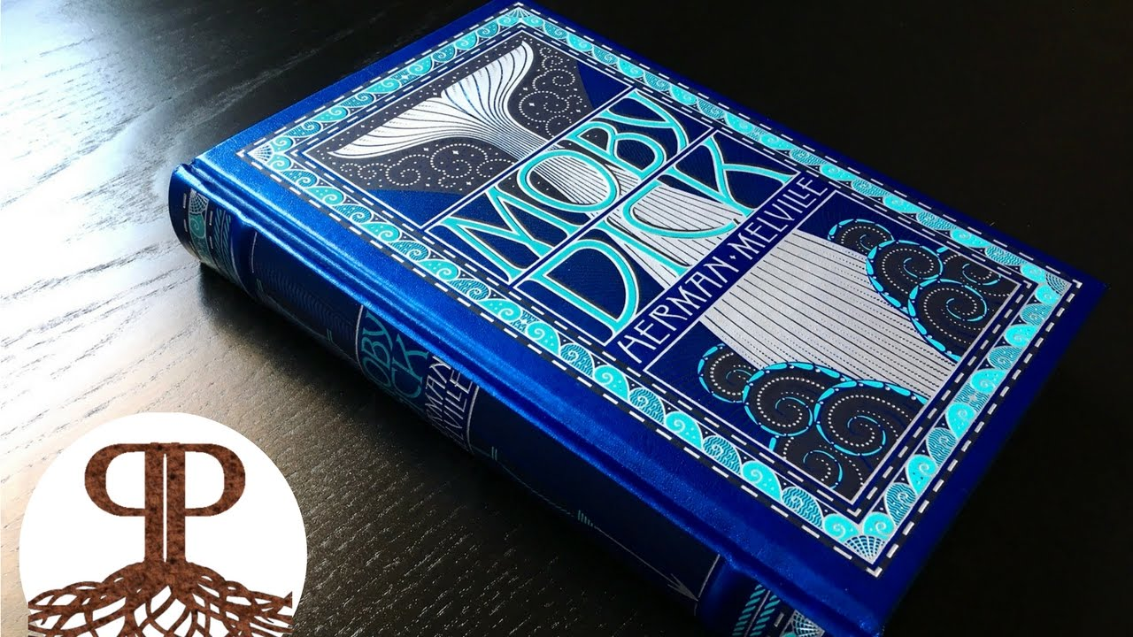 Moby-Dick | Barnes & Noble Leatherbound – Book Presentation