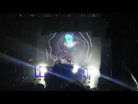 L'entourloop - Push The Limits - Live At La Cigale Paris 13 Oct 2018