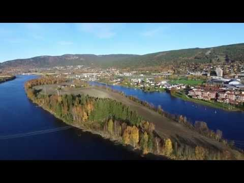 #DJI#Phantom3p#Drammen#Norway#Skiing#autumn#video#Drone#Phantom