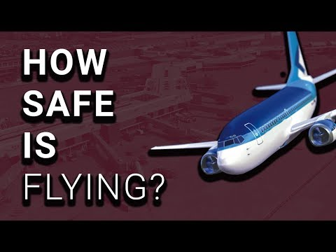 2017 Was Safest Year EVER for Aviation
