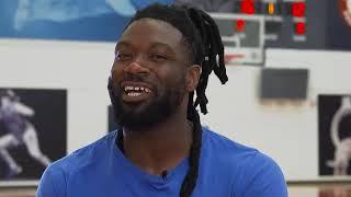 Matt Scott - US Wheelchair Basketball player talks to BBC World News Sport