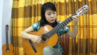 Let it be-LinhVanMusic guitar