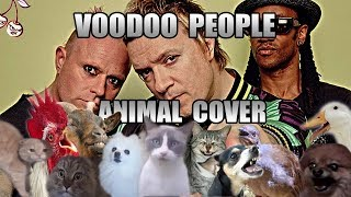 Baixar The Prodigy - Voodoo People (Animal Cover) [only_animal_sounds]