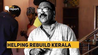 This (Blind) Good Samaritan is Helping to Rebuild Kerala