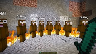 I colonised minecraft servers using my cult