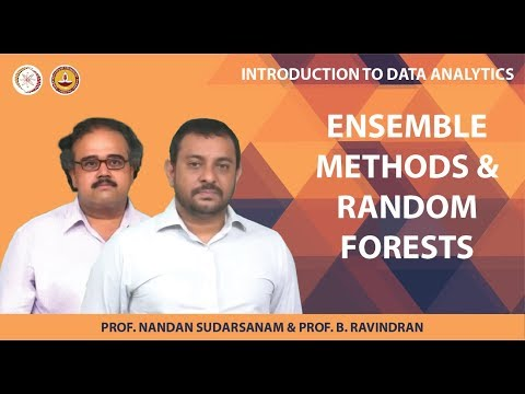 Ensemble Methods and Random Forests