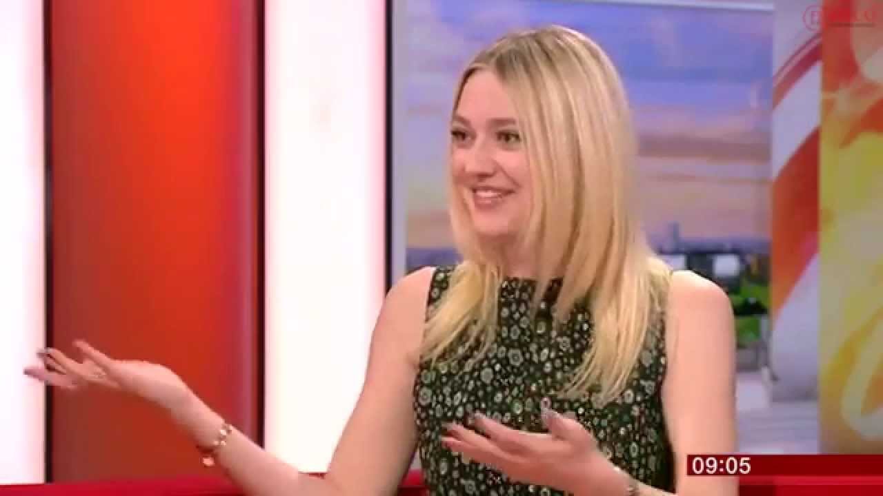 Dakota Fanning Interview for BBC One Breakfast (October 6 ...