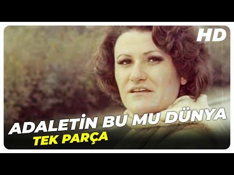 Adaletin Bu mu Dünya? - Türk Filmi