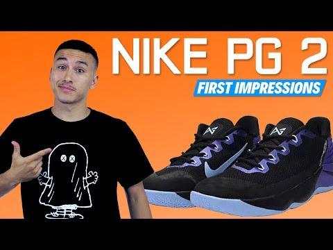 Nike Paul George 2 (PG 2) LEAK & First Impressions!