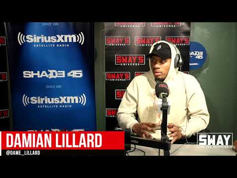 Damian Lillard Has A New Album Coming + Collabs With Lil Wayne