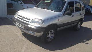 Chevrolet Niva с пробегом 2005 | Автомобили с пробегом ТТС Уфа