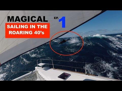 Ep1. Sailing For The Roaring 40's (Tasmania)