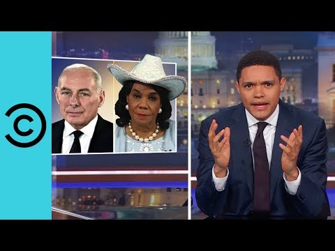 Frederica Wilson Deserves An Apology From John Kelly | The Daily Show