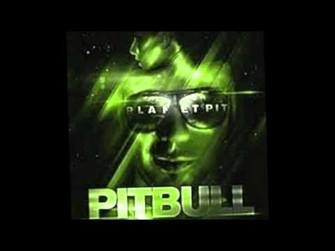 Pitbull - Took My Love (Featuring Redfoo,Vein & David Rush) Lyrics Video