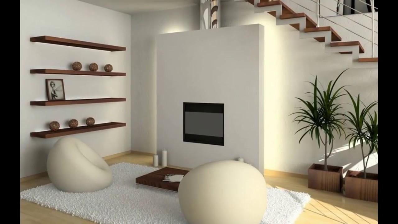 Dekorasi Ruang Tamu Kecil Tanpa Sofa Modern