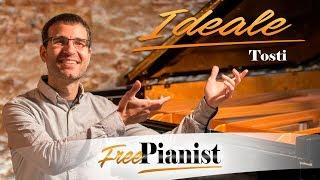 Ideale - KARAOKE / PIANO ACCOMPANIMENT - High voices - Tosti