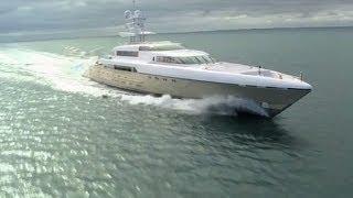Silver Yacht Super Yacht Smeralda