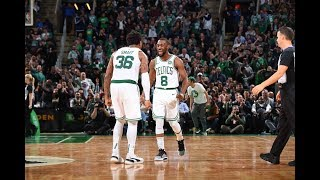 Kemba Walker Goes Off For 8 Threes As Celtics Win Their 8th Game in a Row