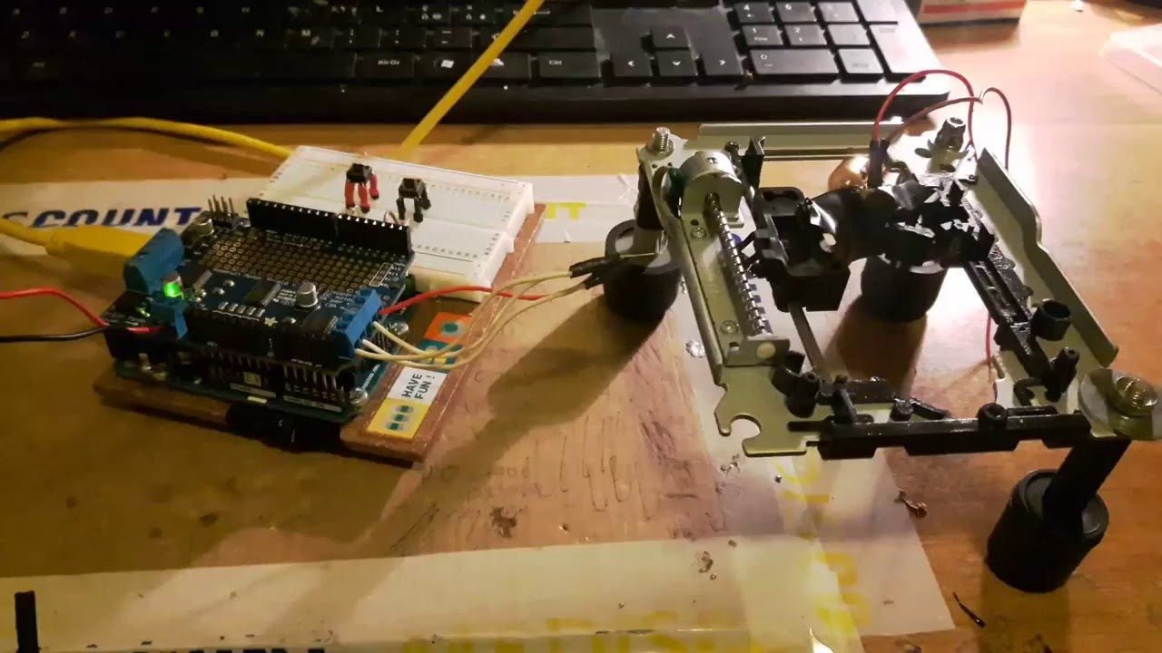 Arduino - MOTORE STEPPER + Adafruit MOTOR Shield v2 3