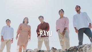 Marion Jola - Rayu   Vagabond band cover