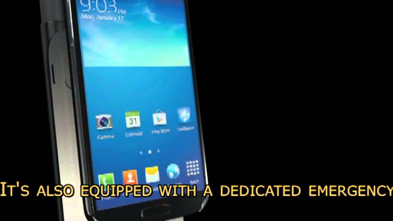 SatSleeve for Galaxy Phone New Thuraya Sat Sleeve ...