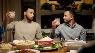 Home for the Holidays | Anwar Jibawi & Stephen Curry
