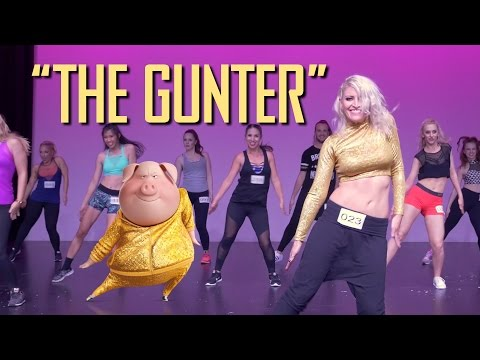 The Gunter - Mega Jam | Jasmine Meakin