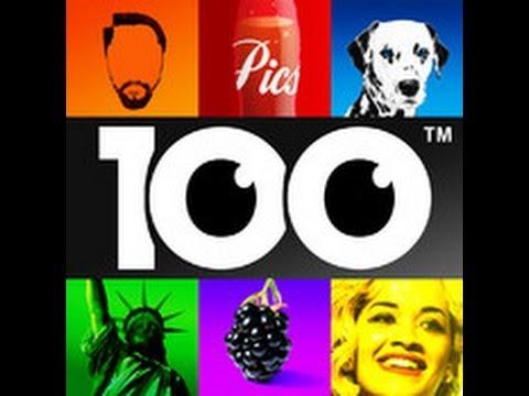 100 Pics Quiz - Band Logos 1-100 Answers