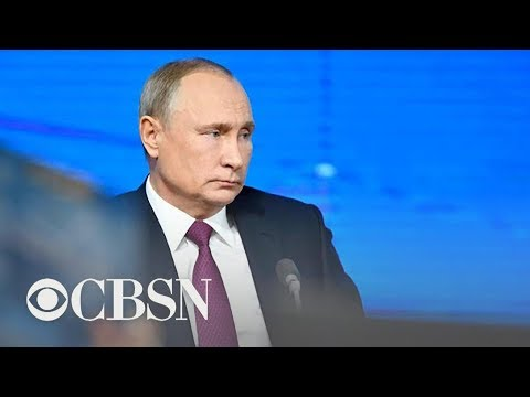 Russian President Vladimir Putin Praises And Warns U.S. At End-of-year Press Conference