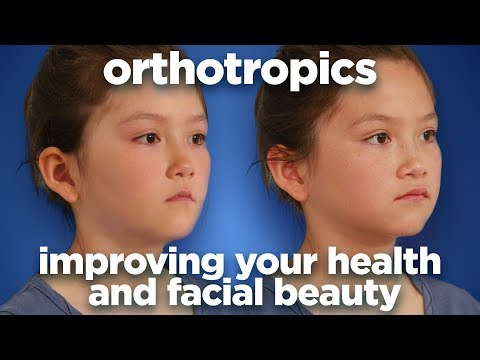 Orthotropics: improving your health and facial beauty