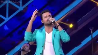 Kun faya kun-Atif Aslam heart touching performance