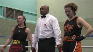 England Boxing National Youth Championships 2019 - day two (semi-finals) highlights