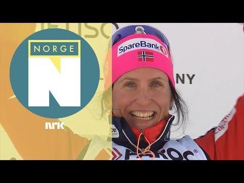 فوز بيورغن - Langrennsløperen Marit Bjørgen