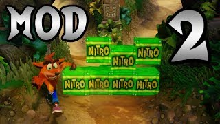 """N.Sanity Beach ARD MODE"" Custom Level #1 - Crash Bandicoot N.Sane Trilogy MOD #2"